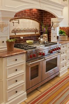 North Haven Residence traditional kitchen