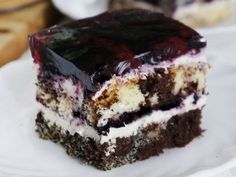 Popapraniec - My WordPress Website Baking Recipes, Cake Recipes, Dessert Recipes, Sweets Cake, Cupcake Cakes, Sweet Desserts, Sweet Recipes, Food Alert, Chocolate Sweets