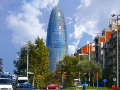 Barcelona Agbar Tower- Spain