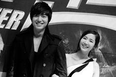 Lee Min Ho and Park Min Young - City Hunter