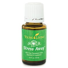 Stress Away Essential Oil