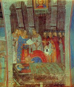St Euthymius of Suzdal'