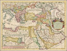 Stato Del Gran Turco diviso ne suoi Beglierbati o Gouerni e ne Principati, che li sono Tributari . . . 1679 - Barry Lawrence Ruderman Antique Maps Inc.
