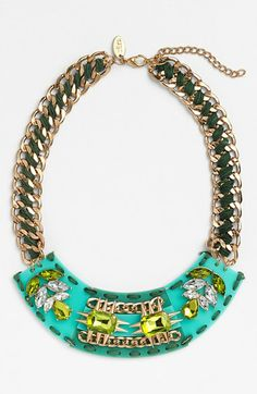 Cara Statement Necklace available at #Nordstrom