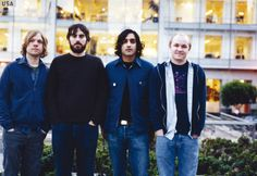 "explosions in the sky. Definitely one of my faves. Used to listen to ""how strange innocence"" to fall asleep"