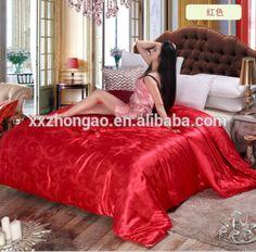 Casa luxuosa Têxtil Chinesa Mancha Jacquard Colcha de Seda-imagem-Jogos de cama-ID do produto:60431745790-portuguese.alibaba.com