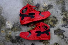 "buy popular af81c ad83e Nike Air Flight Huarache ""Love Hate"" Nike Air Flight, Nike Huarache,"