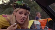 Helen Hunts awesome hat in the equally awesome Girls Just wanna have fun movie. Love this film. Basically was my childhood 80s Movies, Film Movie, Good Movies, Helen Hunt, Partner Dance, Valley Girls, Movie Couples, Jungkook Cute, Film Quotes
