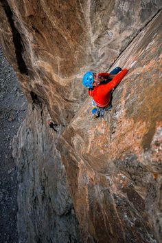 With the evolution of modern sport climbing and ease of route development from the top down, venues such as Mount Hooker and The Black Canyon of the Gunnison have become some of the last hold-outs to the new age of route development.