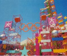 """Experiencing Los Angeles: """"Festive Federalism"""" at the 1984 Los Angeles Summer Olympics"""