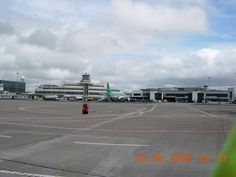 Old Central Terminal and Building and Control Tower, Dublin Airport.