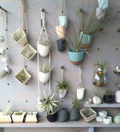 Hanging plant pots #LoveNature