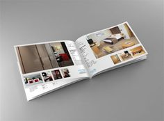 interior design brochure - reative products, Brochure design and Furniture design on Pinterest
