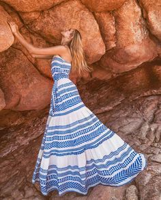 𝓛𝓸𝓿𝓮𝓵𝔂 𝓭𝓻𝓮𝓼𝓼 #blue#maxi#dress#greek#designer#handmade #devotion#twinsbydevotion#fashionista#madeingreece Designers Guild, Hippie Style, Lovely Dresses, Blue Dresses, Maxi Dresses, Blue Eyed Girls, Marine Uniform, Girls Boutique, Mixing Prints