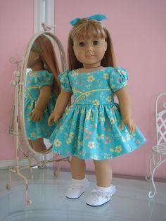 18 inch American Girl keepersdollyduds
