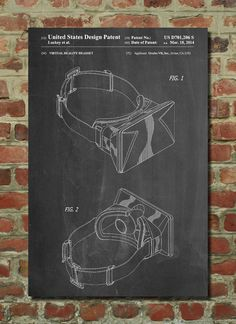 Oculus Rift Patent - www.eklectica.in #eklectica