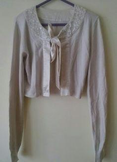 Kup mój przedmiot na #vintedpl http://www.vinted.pl/damska-odziez/bolerka/17320038-vivienne-westwood-slubne