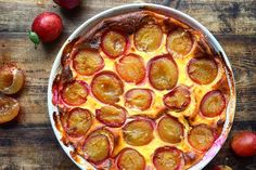 <strong><em>Recipe for flourless cheesecake with plums in english at the bottom</em>.👇🏾</strong>...