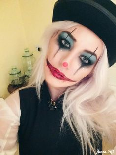 Jenna Fifi: 'Freak Show' Halloween Makeup Tutorial and Costume