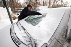 This is a guide about keeping your windshield free of snow and ice. During the winter it can be a real chore to get all the snow and ice off your windshield before heading out in the morning.