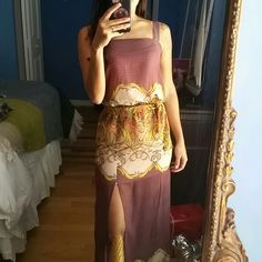 Long dress new!!  i bought  it in boutique brazilian store (espaco fashion)  very good condition. Dresses Maxi