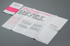 Accept and Proceed | The Girl Effect | #editorial #layout #typography