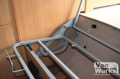 3/4 width Rock and Roll bed.Classic Devon style bed at an affordable price Durable steel framework is easy to install and wurks for Splits,Bays and Type 25s
