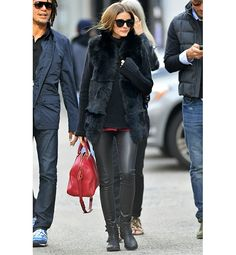 Shopping Guide: Celebs' Favorite Fall Booties - Biker Babe | Gallery | Glo - love these Biker boots!
