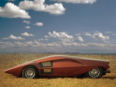 definemotorsports:    Lancia Stratos Zero Concept '1970