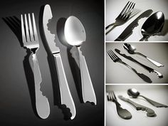 Hunger Forks - awesome