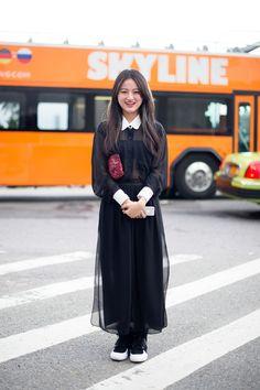 Shih Pei Photo: YoungJun Koo/I'M KOO