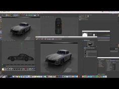 Cinema 4D Tutorial_Rendering_Reflection Rendering (시네마 4D_반사판을 이용한 렌더링 강좌) - YouTube