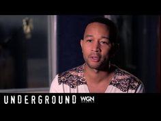"WGN America's Underground ""The Music Of Underground"" - YouTube"