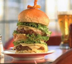 burger tour infernal recipe