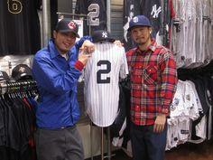 【大阪店】2014.12.24 いつもご利用いただき有り難うございます。これからの季節にバッチリのジャケットをご購入頂きました。また、遊びに来て下さいね~