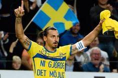 50 goals for Sweden