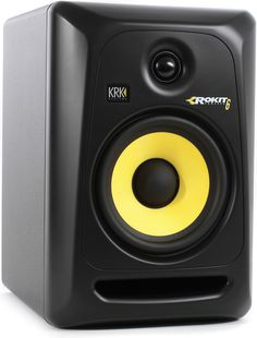 Only at Sweetwater! ✅ Bulk Pricing and ✅ Financing for your KRK ROKIT 8 Powered Studio Monitor! Physics Department, Ai Machine Learning, Home Studio Music, Thing 1, Best Budget, Recording Studio, Information Technology