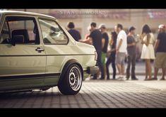 10 Years of Memories - Tobias Aldrich's MK1 Jetta Coupe - Stance Works