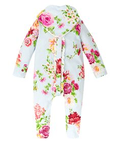 Newborn Rosie Stripe Sleepsuit and Bib   Multi   Monsoon