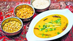 A bowl of bliss: The dhal served at Swad restaurant in Melrose Arch, Johannesburg. (M&G, Delwyn Verasamy) Melrose Arch, Dhal, Bliss, Africa, Restaurant, Dishes, Cooking, Ethnic Recipes, Travel