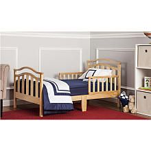 Dream On Me Elora Collection Toddler Bed - Natural
