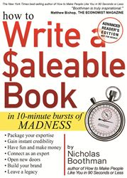 Find Photos Of Author Nick Boothman Gears up for his Write A Saleable Book Weekend Writing Seminar And Much More At RachelMDLong.com