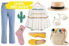 Outfit Inspiration // Mit Boho Flair in den Frühling Boho, Inspiration, Outfits, Image, Fashion, Mexico, Inspired Outfits, Photo Illustration, Biblical Inspiration