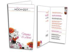 Hochzeitseinladungen+-+HÖCHsteZEIT Vintage Flowers, Modern, Romantic Wedding Invitations, Vintage Floral, Drawing Hands, Card Wedding, Floral Patterns, Getting Married, Tips