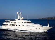 Charter Benetti's 170-Foot Superyacht 'Tommy' in the Mediterranean, Starting at $179K