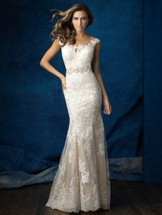 Allure Bridals 9371 Gown at Cinderella Bridals