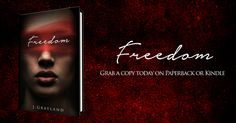 Freedom: By J.Grayland A new Australian Author Available through Amazon on e-book & Paperback and FREE on KU. 5 star reviews on Amazon & Goodreads. Check out the book trailer- https://youtu.be/ffl1N3MI6BU via @YouTube or check it out on https://www.goodreads.com/book/show/35199561-freedom?ac=1&from_search=true https://www.amazon.com/dp/B072F8LD7D/ref=cm_sw_r_tw_dp_x_6P.ezb7H6WDX7 … via @amazon