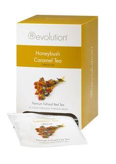 Honeybush caramel