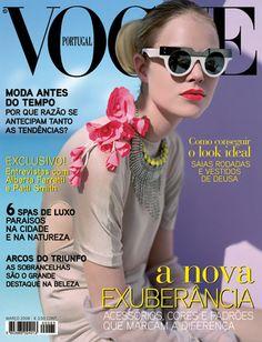 Vogue Portugal March 2008 : Suvi Koponen by Javier Vallhonrat Vogue Covers, Vogue Magazine Covers, Fashion Magazine Cover, Fashion Cover, Moda Fashion, Vogue Fashion, Fashion Shoot, Editorial Fashion, Patti Smith