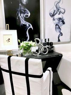Black and white chai